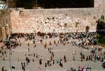 The Old City, Western Wall, Wailing Wall or Kotel, Jerusalem, CAZV02P13_16
