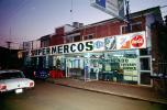 Supermerco's, Coca Cola Sign, Puerto Iguazu