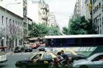 Taxi Cabs, Motorcycle, Cars, Buenos Aires, CBAV01P03_18