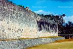 Great Ball court, Chichen Itza, CBMV01P12_01.1511