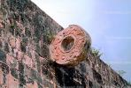 Hoop, The Great Ball court, Chichen Itza, CBMV01P12_02.1511
