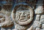 Carving, Stone, bar-Relief, Figure, Chichen Itza, CBMV01P15_12.1511