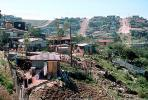 Colonia Flores Magone, Hills, buildings, Streets