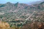 Tepoztlan Valley, mountains, city, streets, CBMV03P03_10.0637