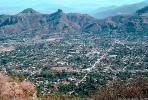 Tepoztlan Valley, mountains, city, streets, CBMV03P03_11.1512