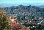 Tepoztlan Valley, mountains, city, streets, CBMV03P03_15.1512