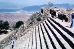 Stairs, steps, Monte Alban, Ruins, CBMV03P12_03