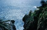 cliffs, divers, Acapulco Dive Spot, Pacific Ocean, shoreline, seaside, coastline, coastal, coast, CBMV06P01_11