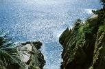 cliffs, divers, Acapulco Dive Spot, Pacific Ocean, shoreline, seaside, coastline, coastal, coast, CBMV06P01_12