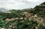 Hill, Homes, Houses, Streets, buildings, shantytown, city, Caracas, Venezuela, CBVV01P03_07