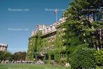 Empress Hotel, Ivy, Buildings, Victoria