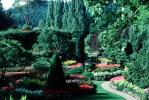The Butchart Gardens, Victoria