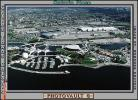 Harbor, docks, buildings, marina, Ontario Place, BMO Field, Molson Canadian Amphitheater, CCOV02P02_15B