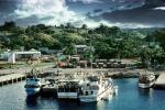 Docks, boats, Harbor, Guadalcanal, CDMV01P04_02