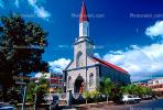 Catholic Church, Steeple, Papeete, CDPV01P01_05.1515