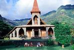 Church, Building, Tahuata, Marquesas Islands, CDPV01P07_10