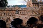 arch, landmark, building, bridge, Bath, England, CEEV01P09_06.1517