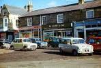 Mini Cooper, minicar, York, England, Edinburgh, Scotland, 1960s