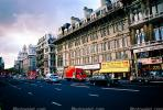 Cars in London, buildings, Trucks, shops, stores, CEEV03P01_09