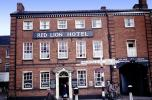 Red Lion Hotel, Pub in Frankinham, England, Brick Building, CEEV05P12_12