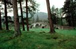 Forest, Bridge, Balmoral Castle, Aberdeenshire, Scotland, CEEV06P10_10