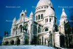 The Sacre Coeur, 1960s, January 1966
