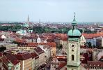 Red Roofs, Rooftops, Cityscape, Munich, CEGV01P14_17.2588