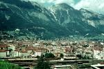 Mountains, Valley, Homes, Constance, Konstanz, 1950's