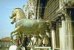 Horses of Saint Mark, St. Mark's Square, Venice, CEIV01P09_02