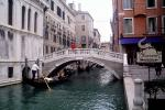 Gondola, Bridge, Venice