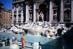 Trevi Fountain, Rome, CEIV06P05_06