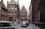 Chevy Belair, Chevrolet, Cars, automobile, vehicles, Groningen, September 1959, 1950s