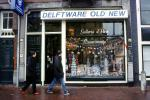 Delftware Old-New, Shop, Gallery, Art, Window, Amsterdam, CENV01P15_11