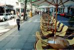 sidewalk cafe, cars, CEOV01P07_07