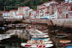 Shore, coastal, buildings, waterfront, boats, harbor, CEOV01P09_17.1720