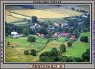 Farmlands, Trees, Homes, Houses, Bucolic Village, Town, Szlarska, CEQV01P02_08