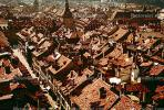 Red Rooftops, Bern, Switzerland, 1950s, CESV01P02_01.1671
