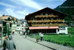 Wengen, Switzerland, 1950s, CESV01P07_07