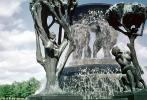 Water Fountain, Statue, Vigeland Sculpture Park, Frogner Park, Oslo