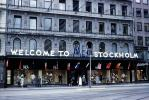 Welcome to Stockholm, Department Store, Flags, August 1961, CEWV01P08_04
