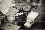 Truck, Houses, Shack, buildings, roofs, shantytown, Yerevan, CGAV01P02_17
