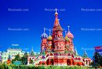 Russian, Transcendental St. Basil Orthodox Building, Paintography, CGMV02P12_02