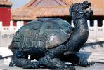 Dragon Turtle, Statue, figure