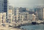 skyline, cityscape, waterfront, El Malecon, buildings, road, ocean, CICV01P06_06