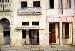 Old Havana, Buildings, Sidewalk, CICV01P08_15