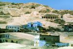 Town of Thebes, Buildings, Hill, Homes, Caves, CJEV02P12_17
