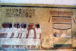 Tomb of King Tutankhamun, Painting, Figure, wall, CJEV02P13_15