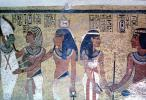 Tomb of King Tutankhamun, Painting, Figure, wall, CJEV02P13_16