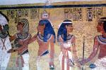 Tomb of King Tutankhamun, Painting, Figure, wall, CJEV02P13_16B