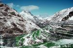 Valley, High Atlas Mountains, snow, ice, cold, Maghreb, CJMV02P01_01.0380